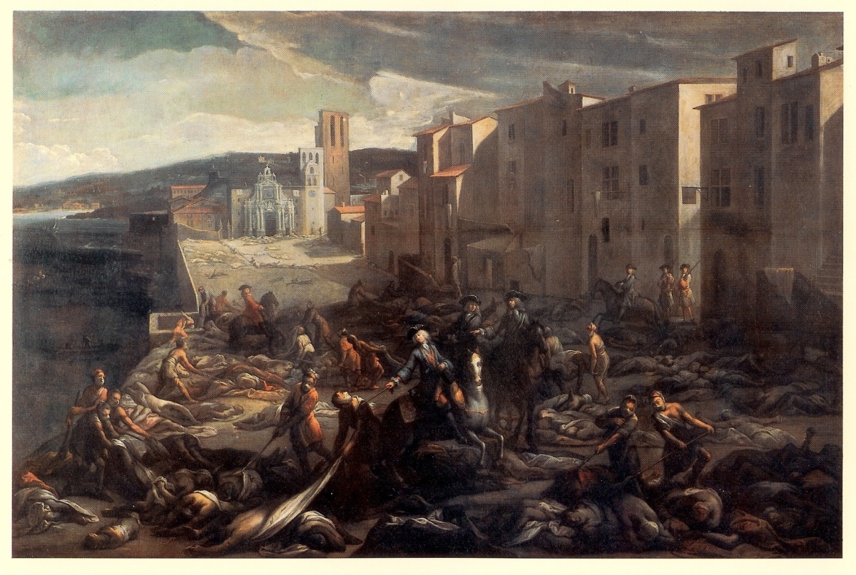 plague cultures  the peste of provence and the glorious