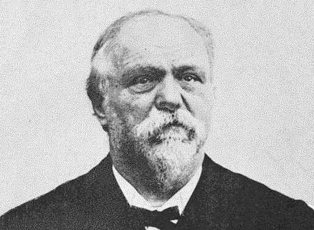 Portrait of Georges Sorel.