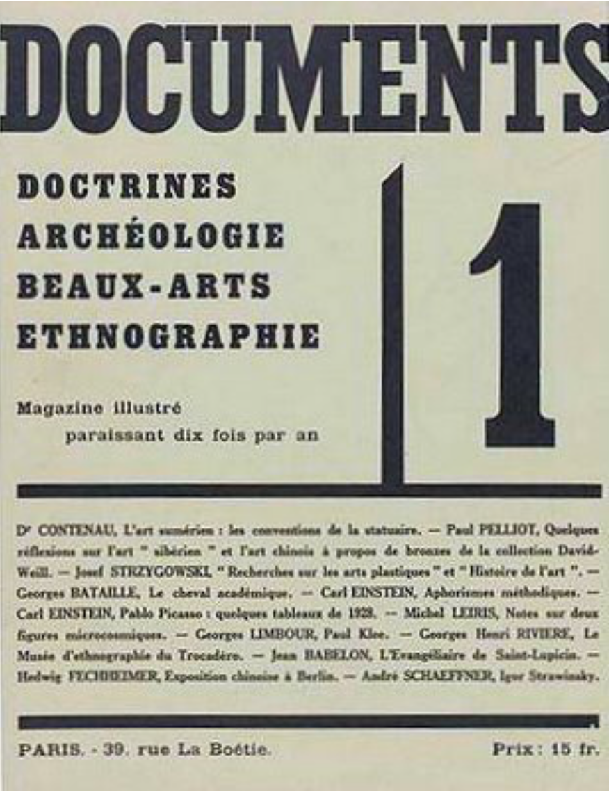 Book cover of Documents.