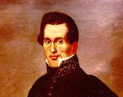 Portrait of Lawrence Taliaferro.