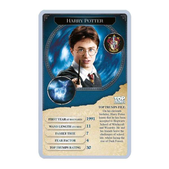 Harry Potter card game.