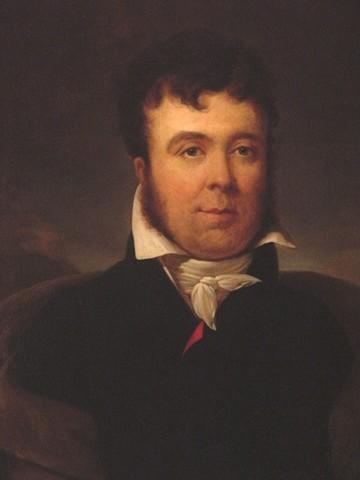 Portrait of Alexandre Rousselin.