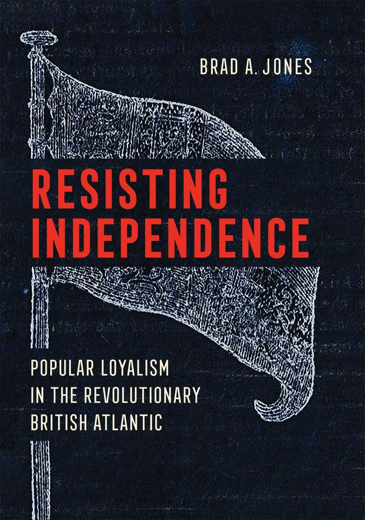 Book cover of Resisting Independence by Brad A. Jones.