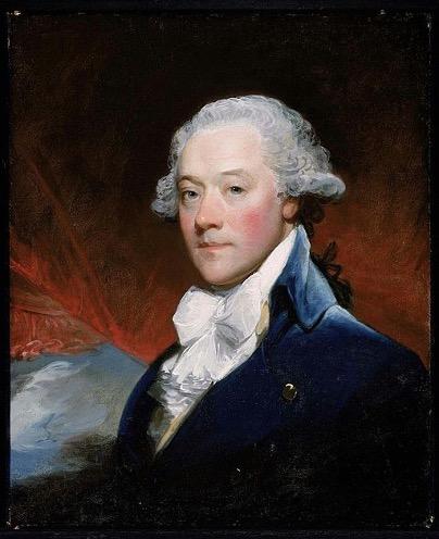 Portrait of James Swan.
